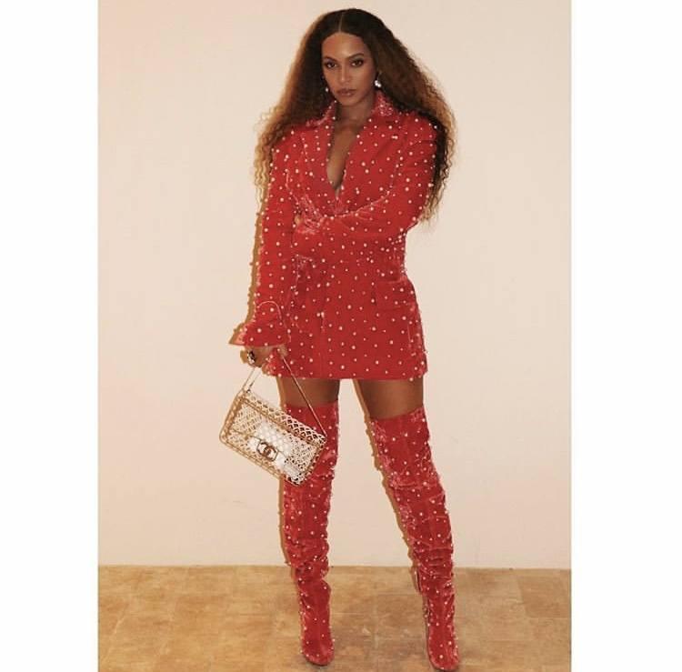 Beyoncé Attends The Madea Farewell Play Tour