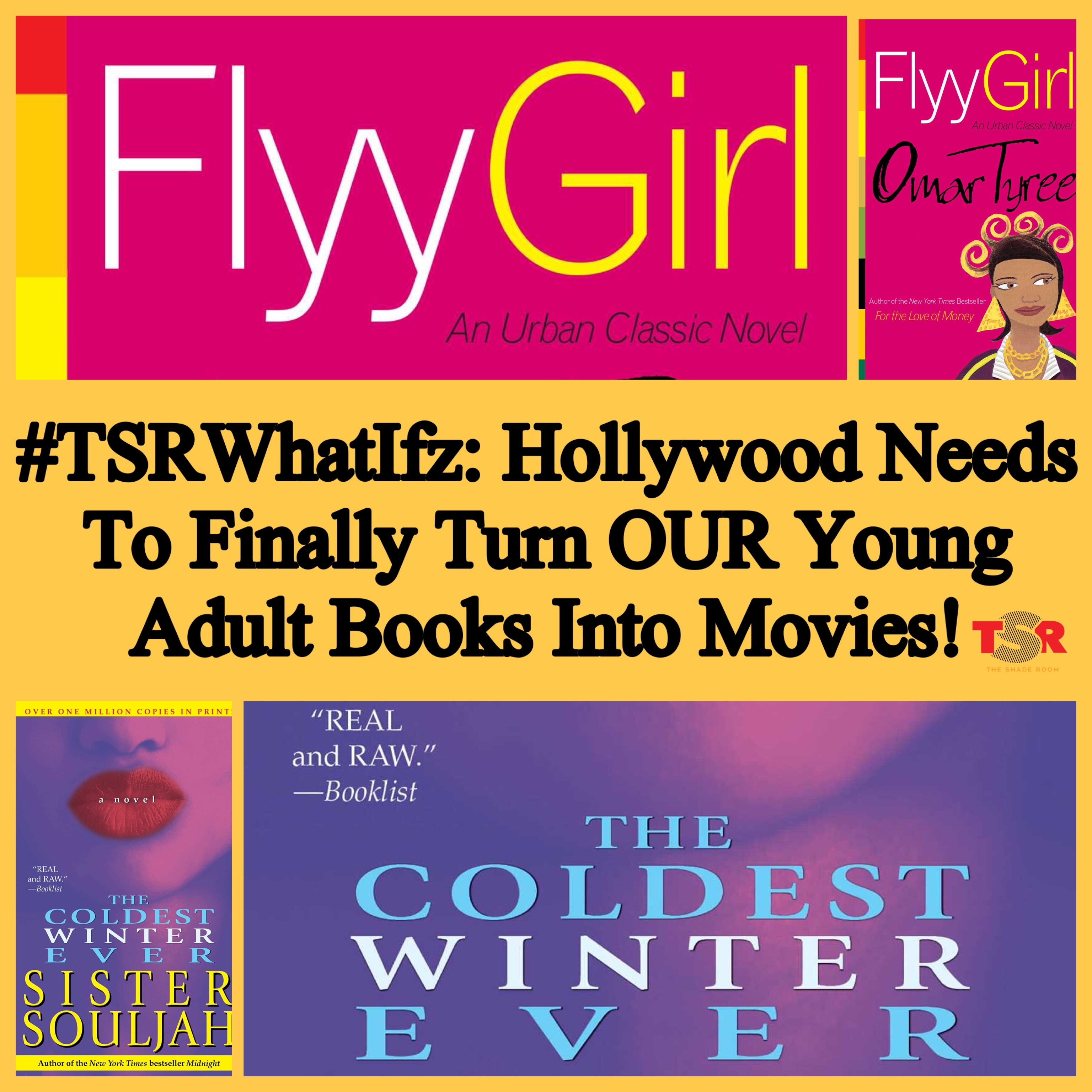 Hollywood Needs To Finally Turn OUR Young Adult Books Into Movies