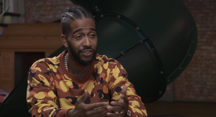 Omarion Speaks On Apryl Jones' Friendship With Lil Fizz