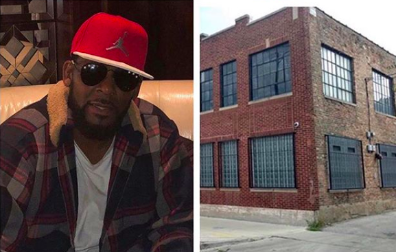 Judge Orders To Have R.Kelly's Chicago Music Studio Inspected