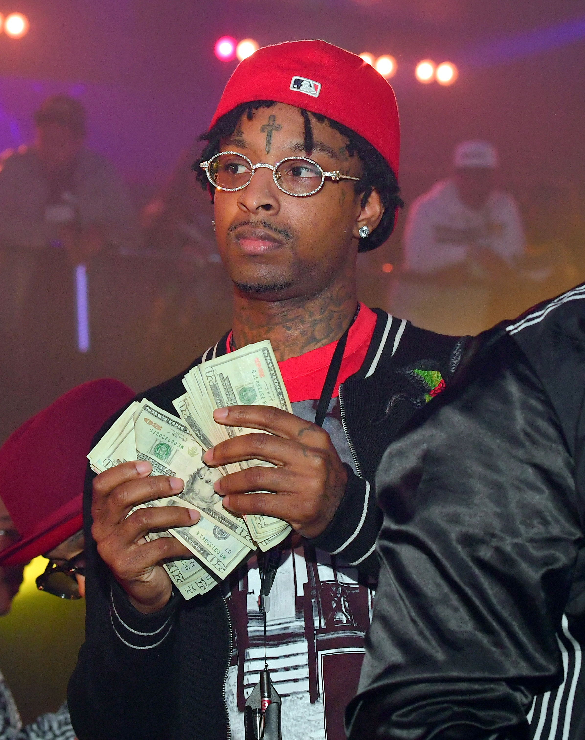 ICE Cannot Touch 21 Savage's Money In His Deportation Case