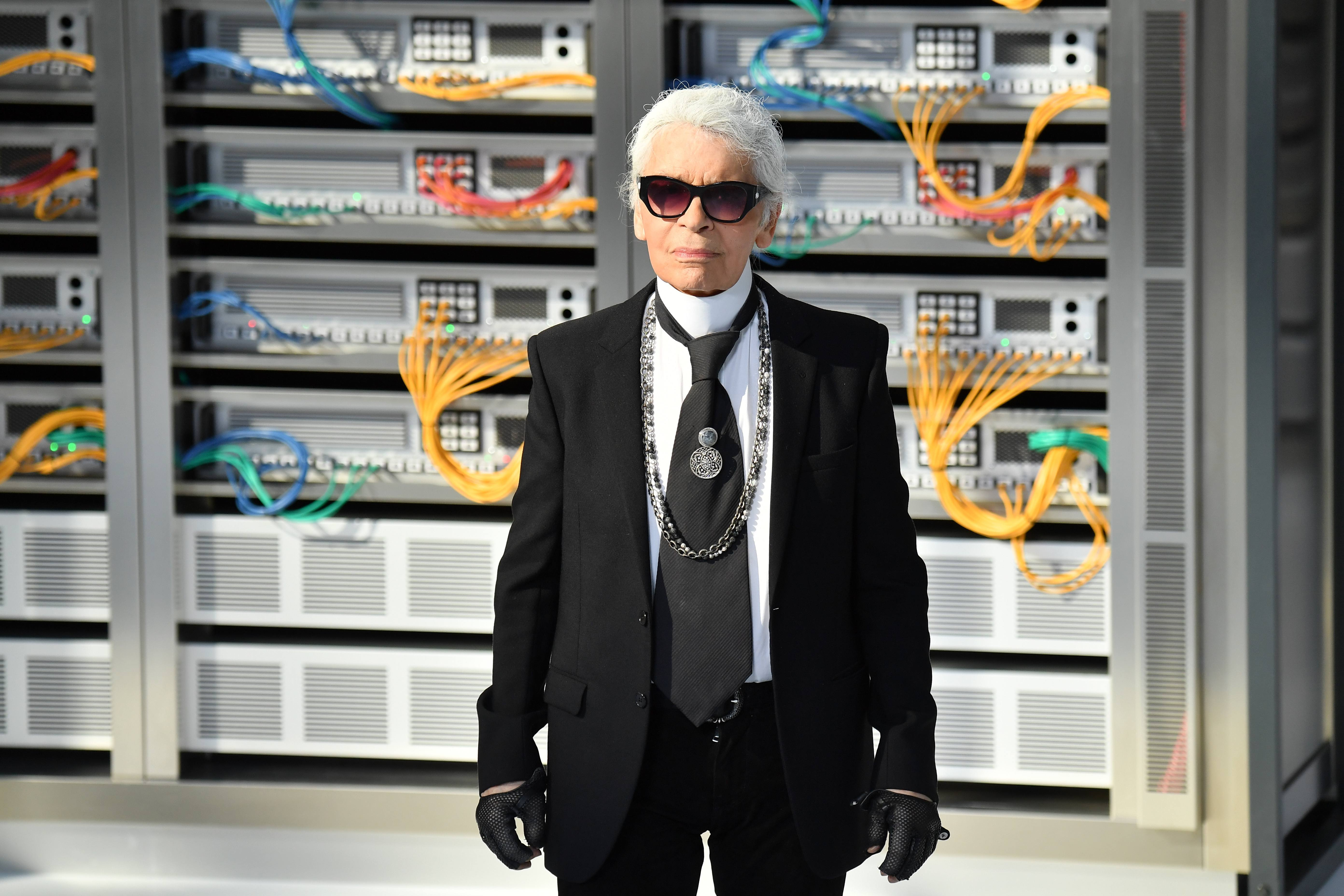 Fashion Designer Karl Lagerfeld Passes Away At The Age Of 85