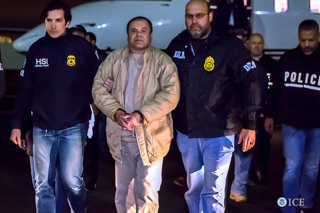 El Chapo May Be Getting A New Trial Due To Juror Misconduct Claims