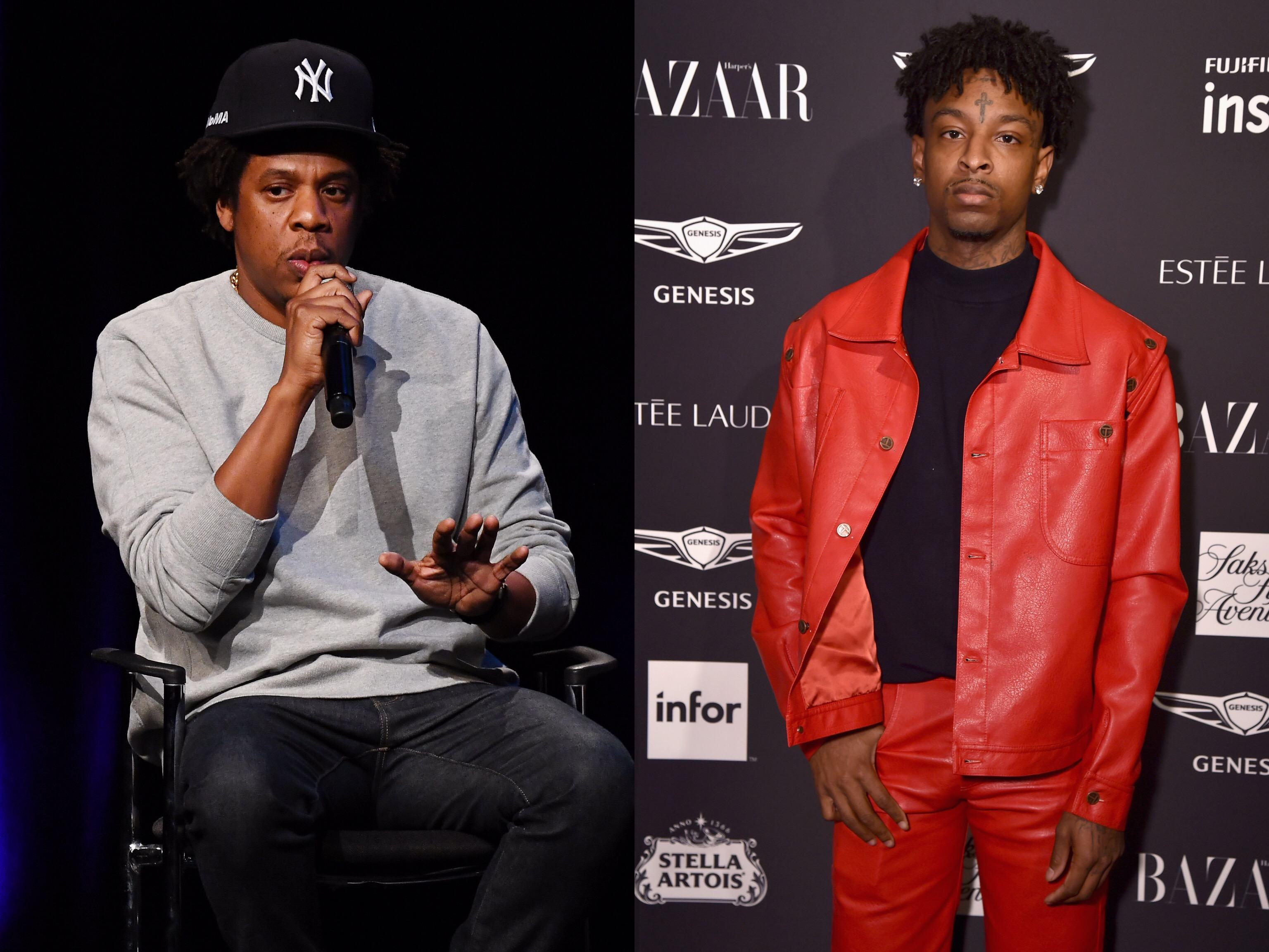 Jay-Z Speaks Out About 21 Savage's Arrest