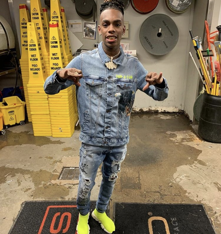 Officer Deputies Reasonable And Justified In Fatal: YNW Melly Is Reportedly Now A Suspect In The 2017 Fatal