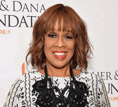 """Gayle King Recalls The Time She Found Her """"Friend"""" In bed With Her Ex-Husband"""