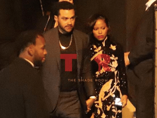 Jesse Williams Steps Out With New Bae Taylor Page