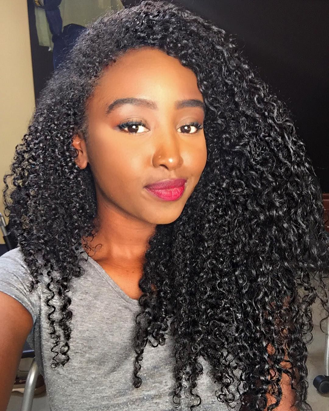 27-Year-Old Muhga Eltigani Secures $1M Investment For Haircare Line From Founder Of Shea Moisture