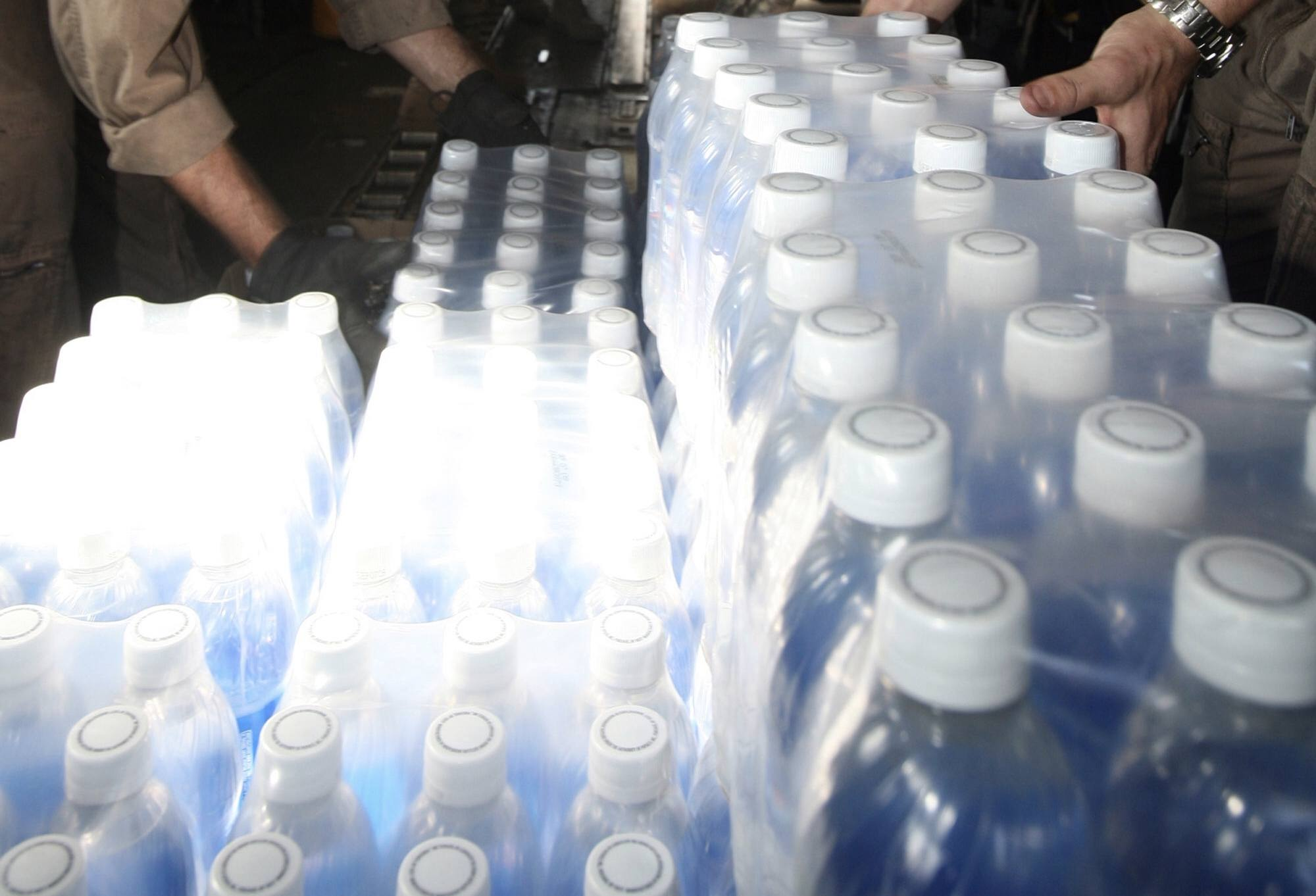 Brooklyn resident outraged over water bottles
