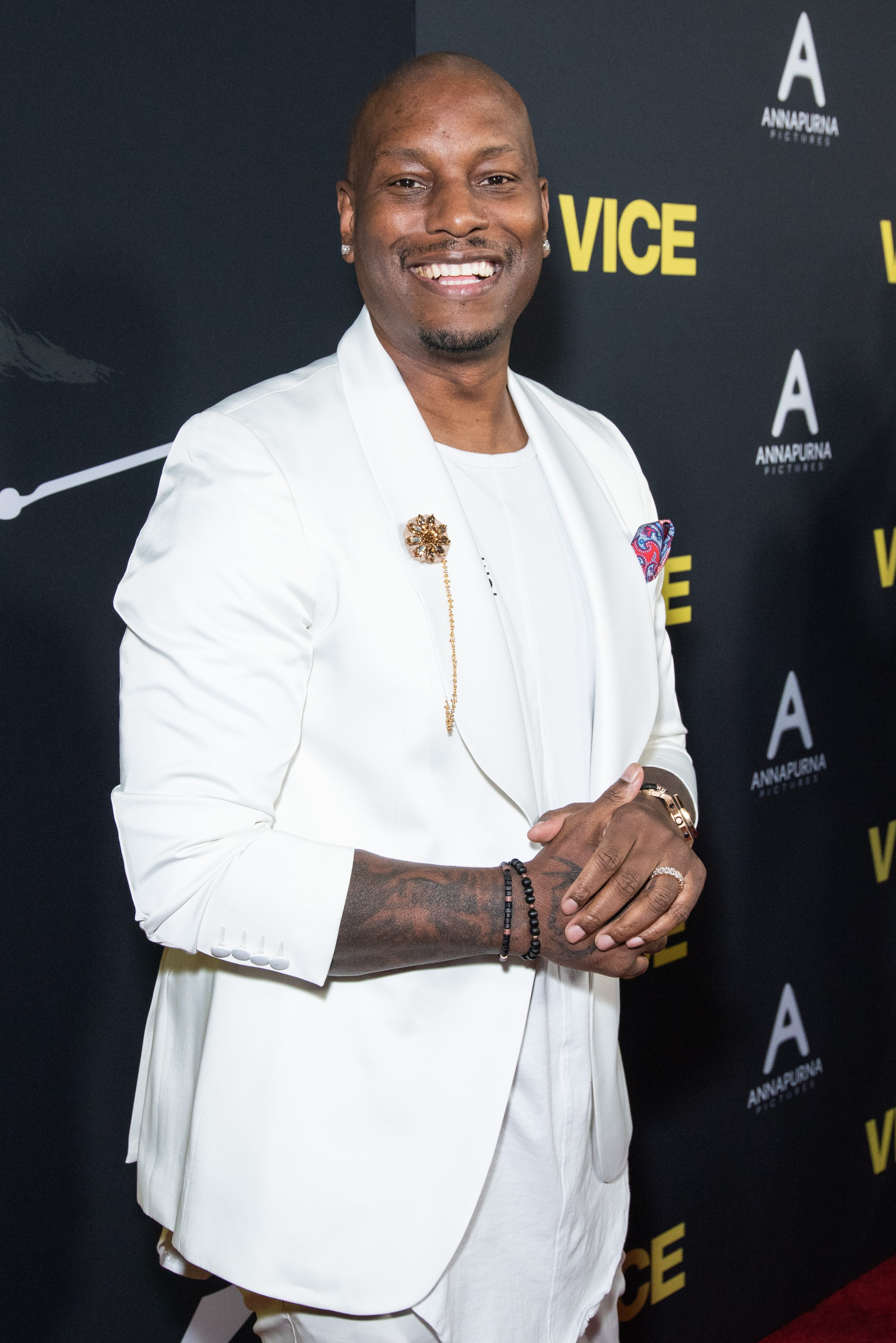 Tyrese To Star As Teddy Pendergrass In New Biopic