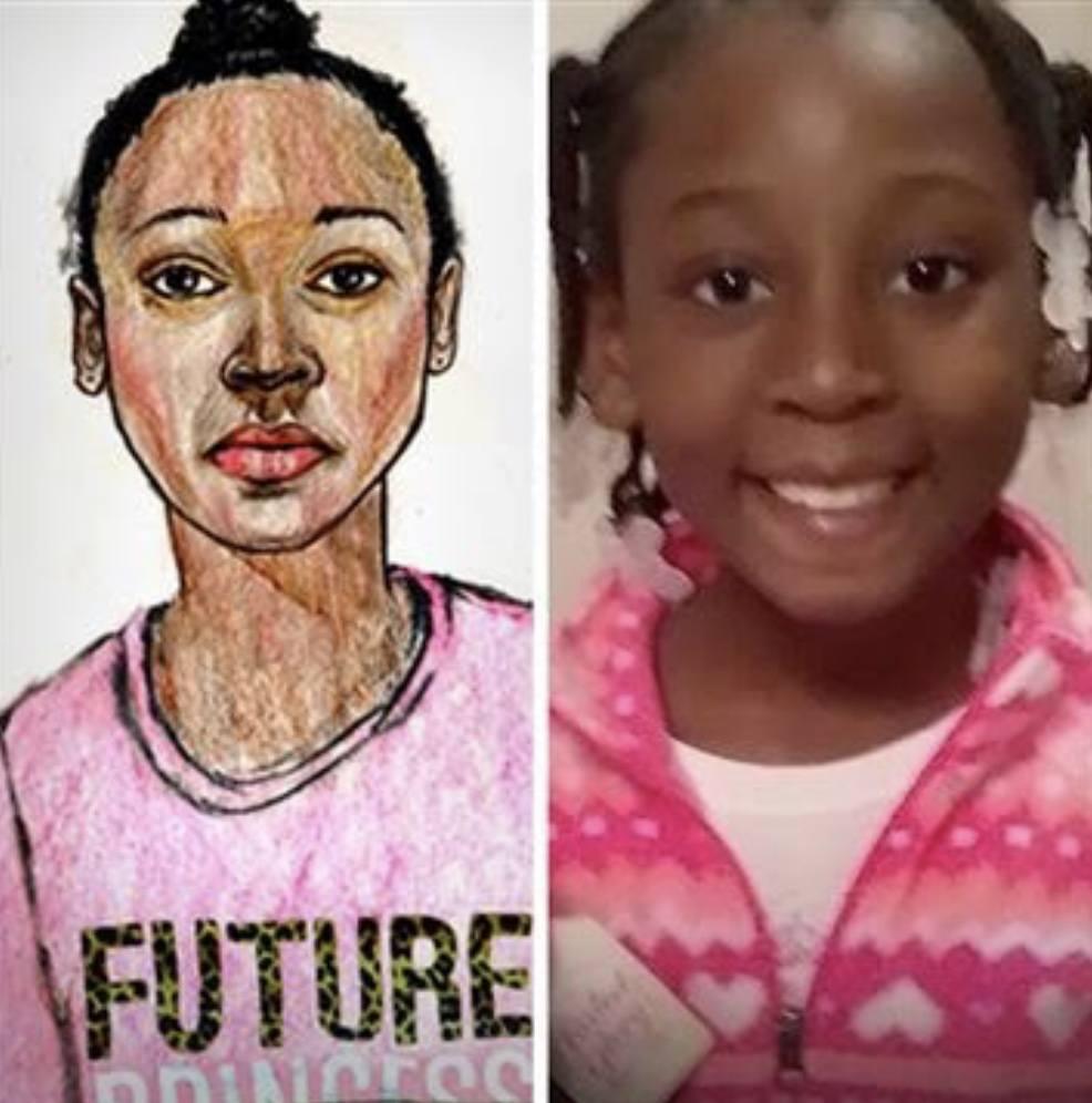 9-Year-Old Trinity Love Jones Identified As Deceased Girl In Duffle Bag