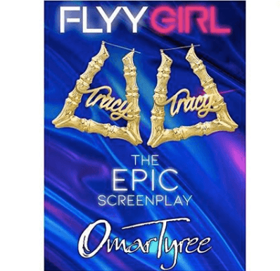 """The Screenplay For Epic Novel """"Flyy Girl"""" Just Dropped On Amazon! Looks Like We Are Getting This Movie"""