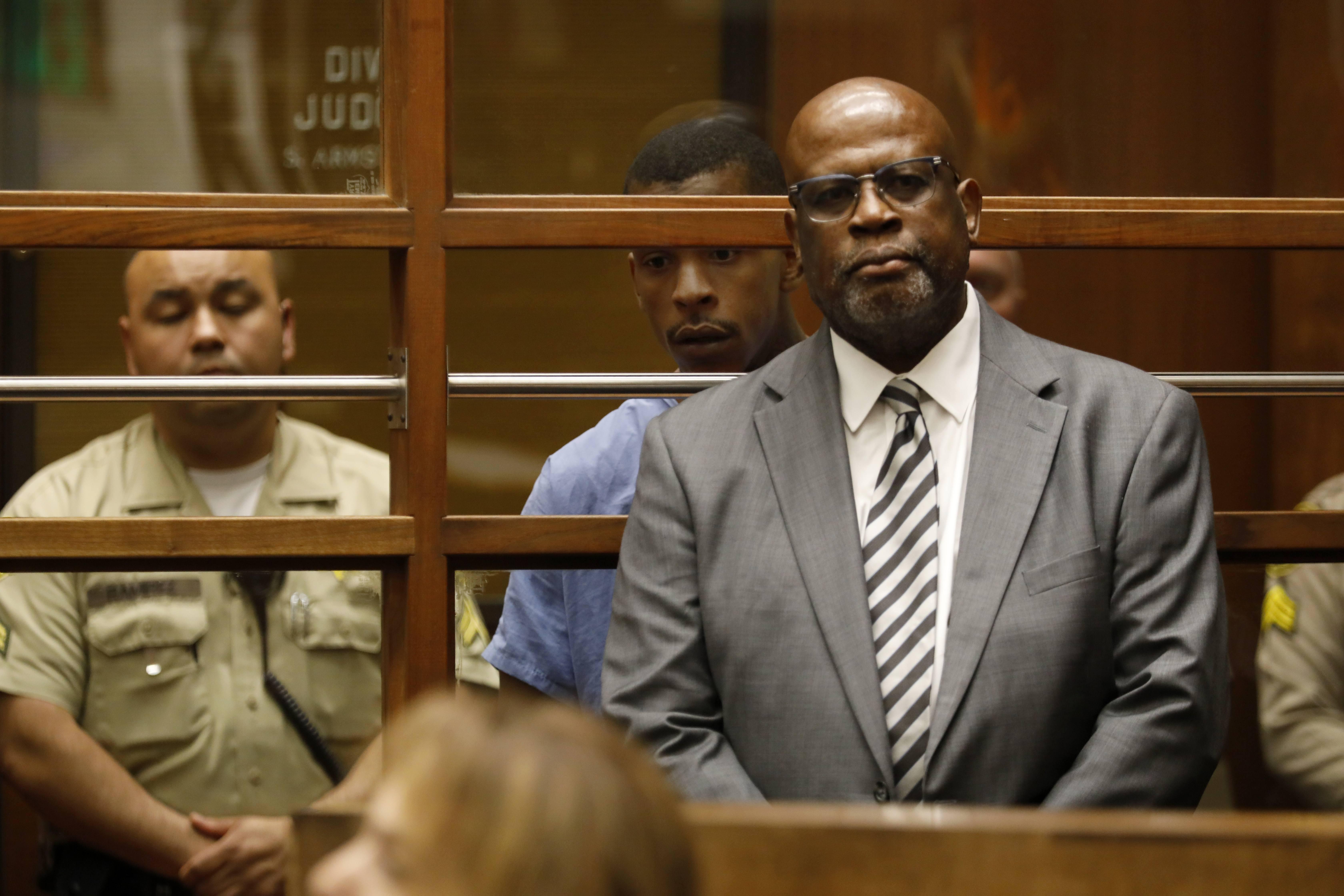 Rapper Nipsey Hussle's Alleged Killer Eric Holder Makes ... Oj Simpson Not Guilty Plea