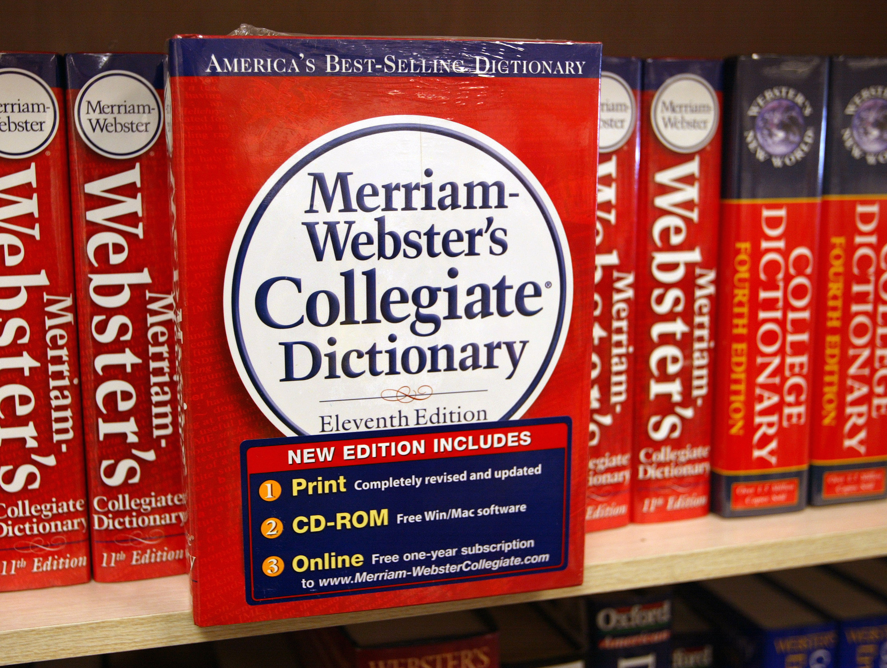 Merriam-Webster Is Making 'Stan' A Real Word, Adds 640 Words To Dictionary