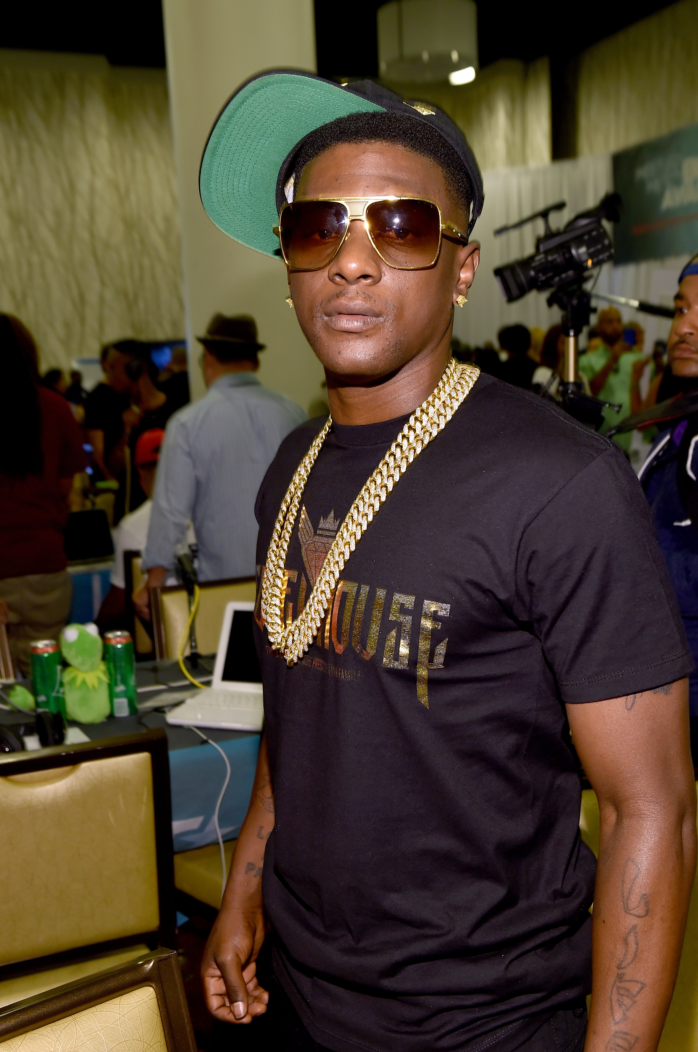Lil Boosie Arrested In Georgia On Drug And Weapon Possession Charges