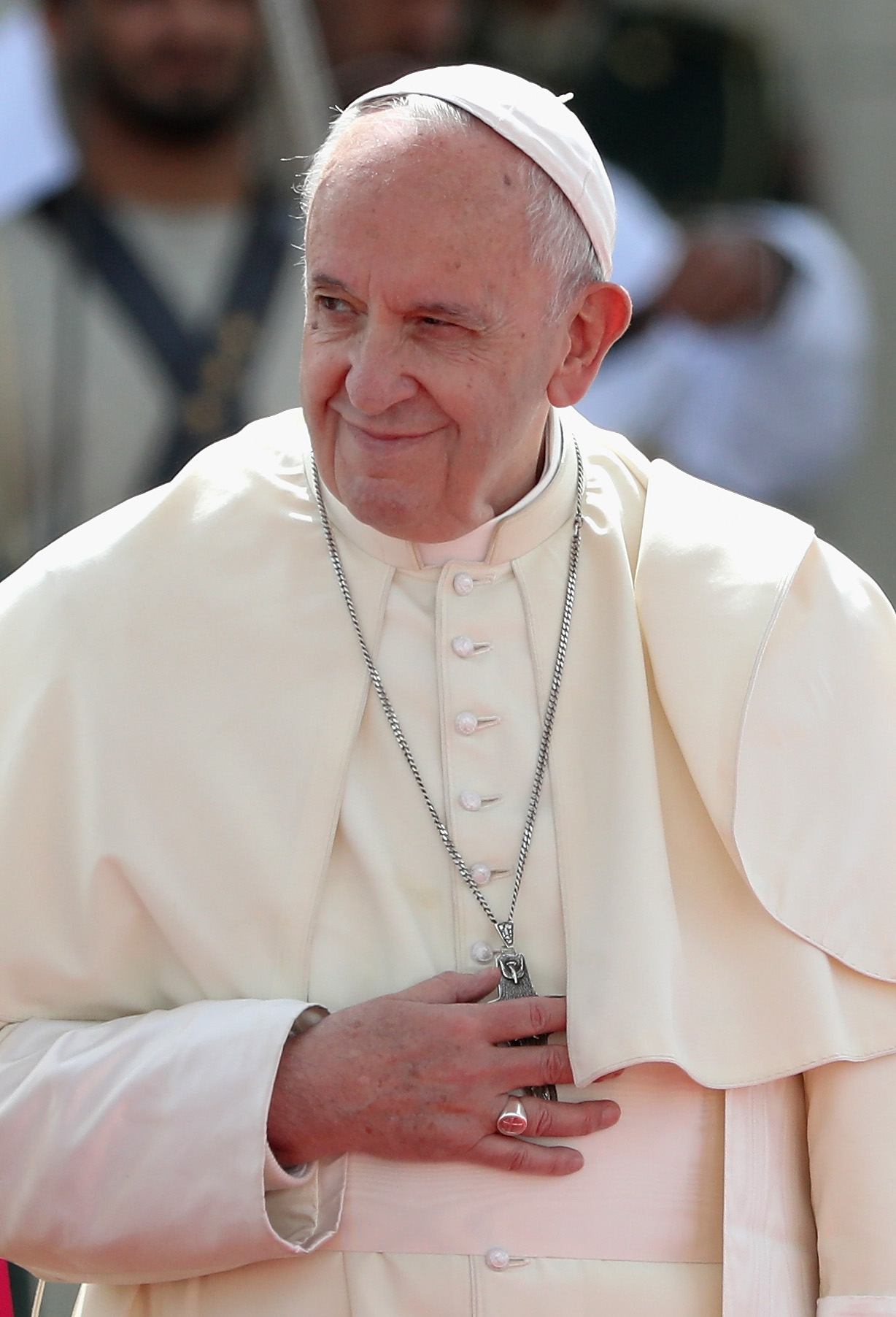 Pope Francis Donates $500,000 To Migrants At The U.S. Border