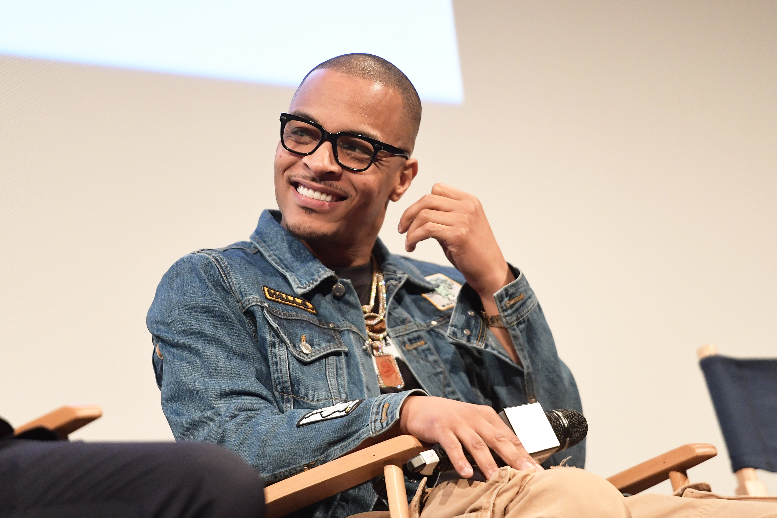 T.I. Helped Bail Out 23 Nonviolent Offenders On Easter