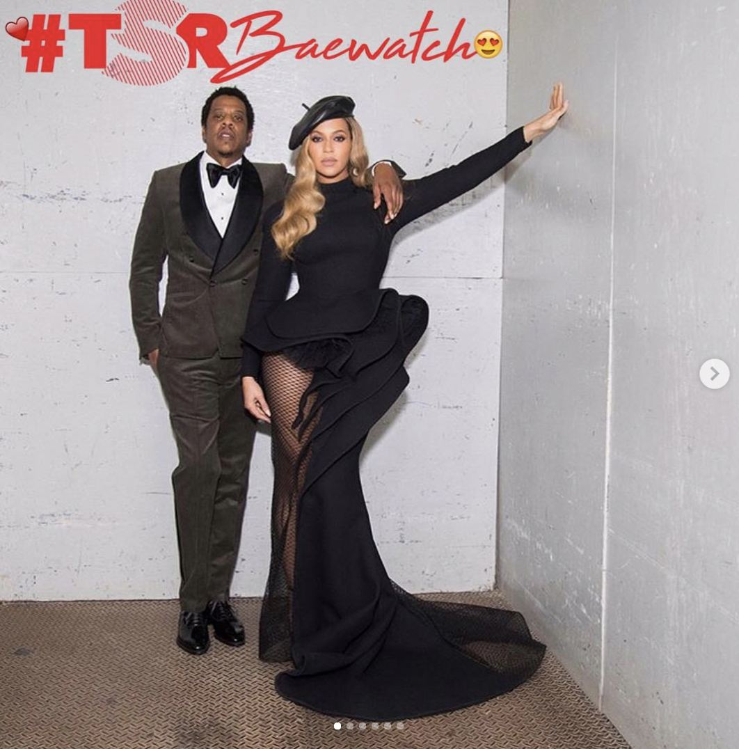 Beyonce and Jay-z celebrate 11th wedding anniversary