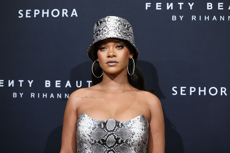 Rihanna's New Project Is A Reggae Album