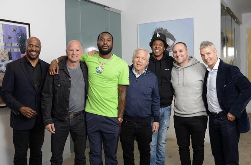Jay Z, Meek Mill, REFORM Alliance