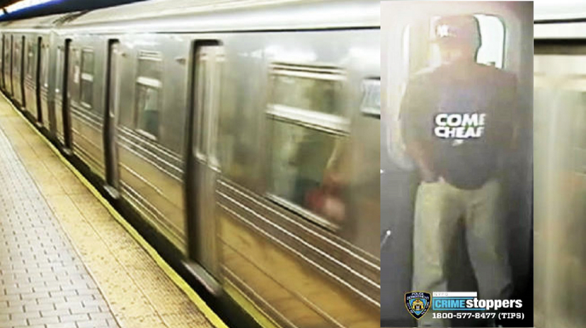 Whew! Police Are Looking For A Man Who Is Intentionally Pulling Emergency Brakes On NYC Subways During Rush Hour!