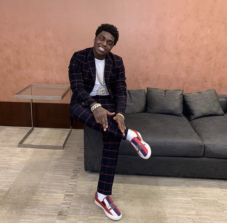 Kodak Black Planned On Donating His Check From 'Rolling Loud' To Help Launch A Scholarship Fund In Honor Of A Parkland School Shooting Victim
