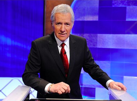 Alex Trebek In Near Remission