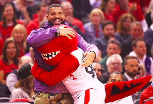 NBA Commissioner spoke to Drake about his sideline behavior