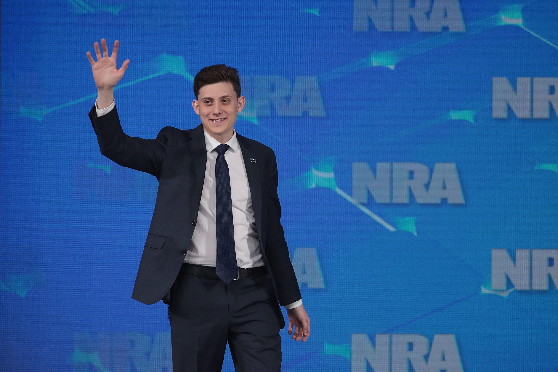 Parkland shooting survivor said Harvard rescinded his Admission