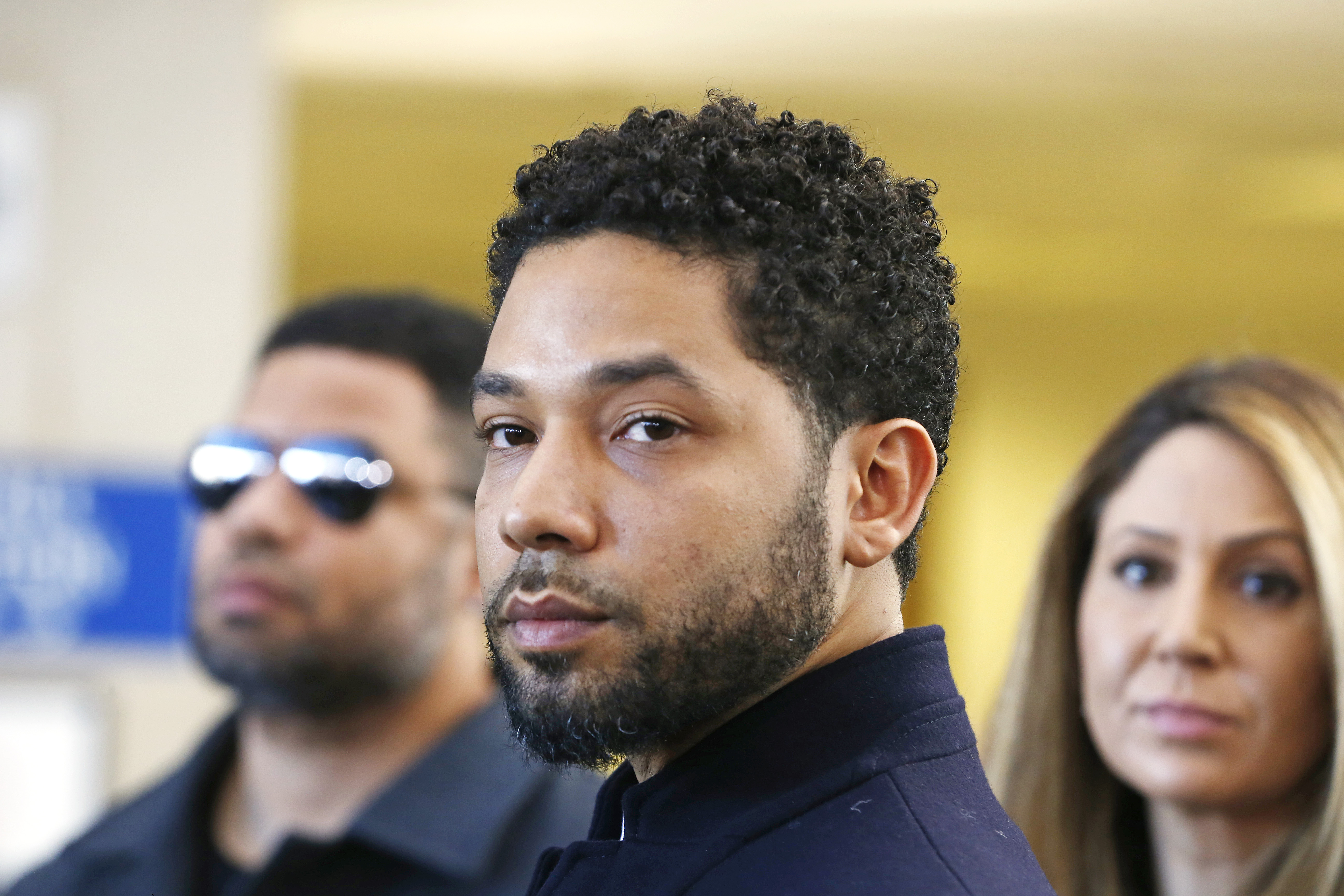 The 911 Calls From The Night Jussie Smollett Was Allegedly Attacked Is Released!