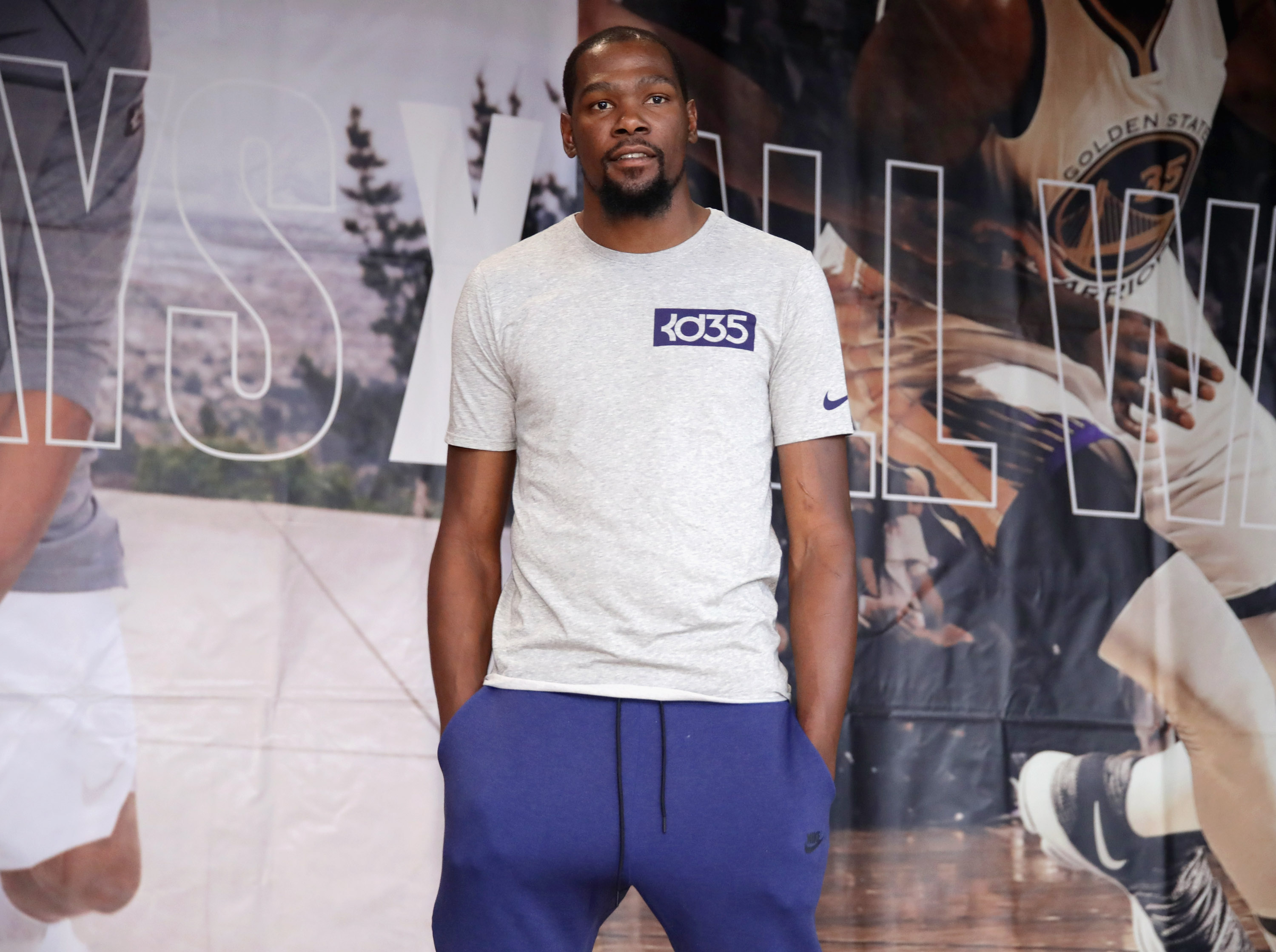 Kevin Durant Speaks Out After Suffering From An Injury During Game 5 Of The NBA Finals