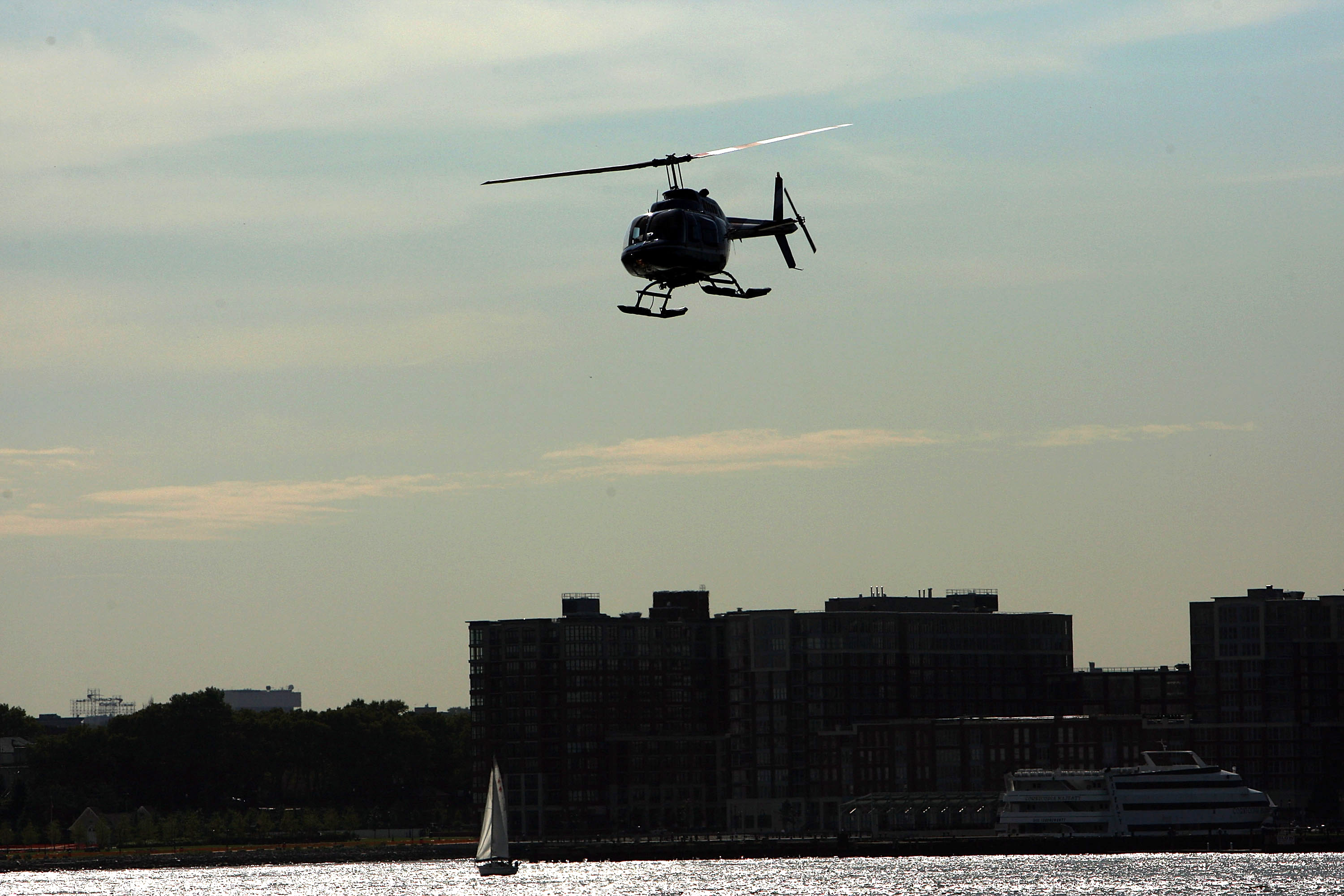 Uber Introduces New Helicopter Service Between Manhattan And John F. Kennedy Airport