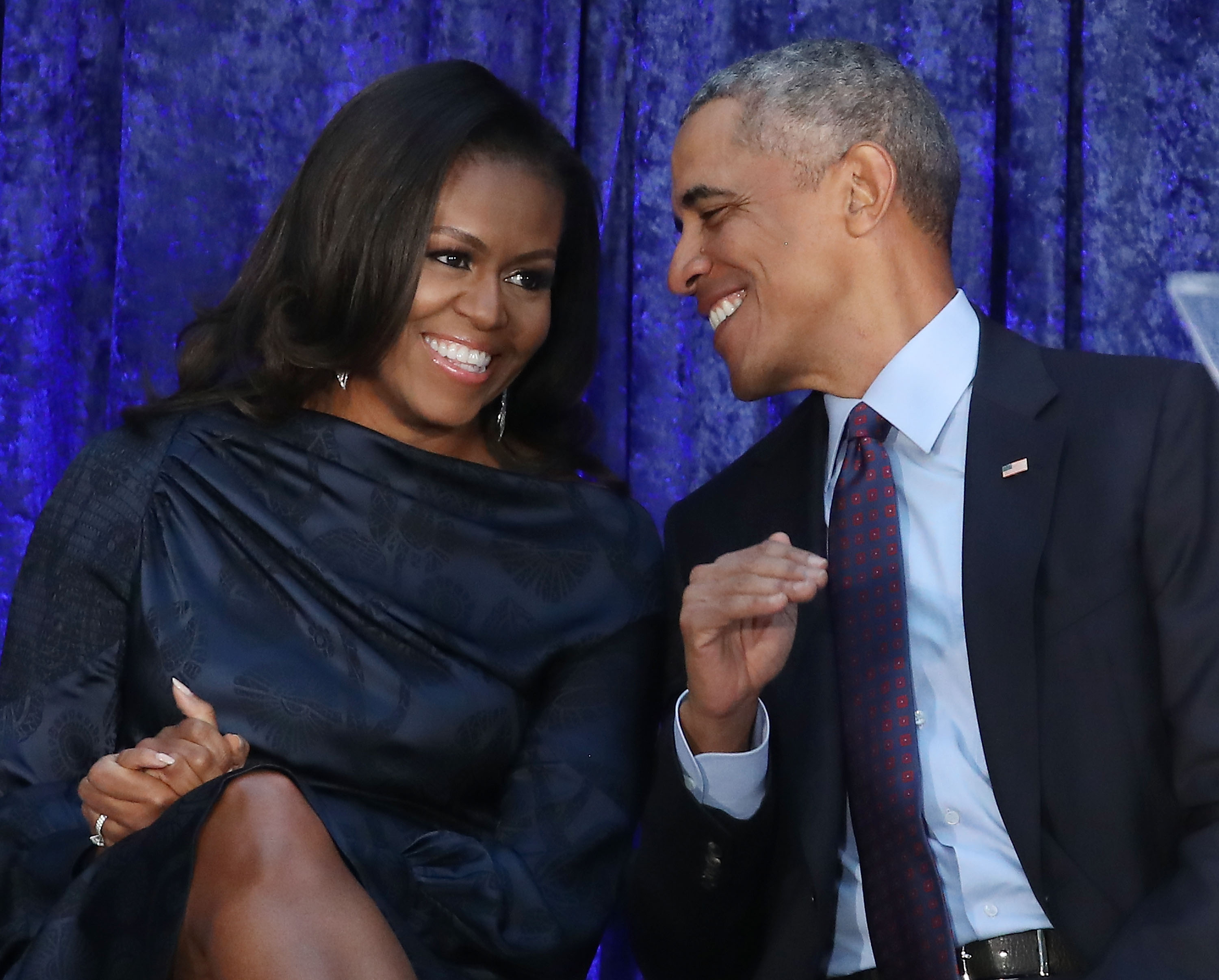 The Obamas Secure A Podcast Deal With Spotify!