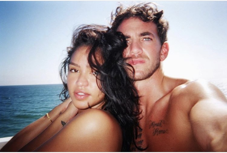 Word On The Street Is Cassie & Her Boo Alex Fine Are Allegedly Expecting!