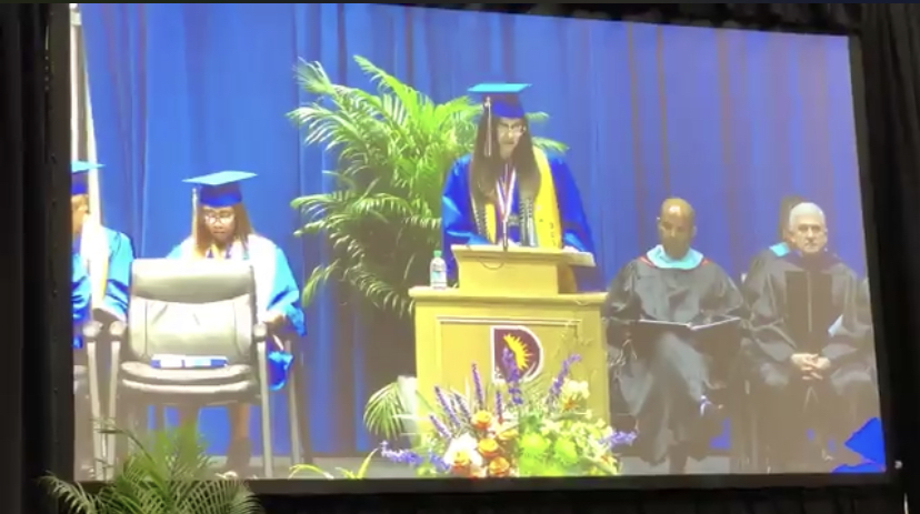 Valedictorian Says Her Microphone Was Cut Off After She Mentioned Trayvon Martin & Tamir Rice In Her Commencement Speech