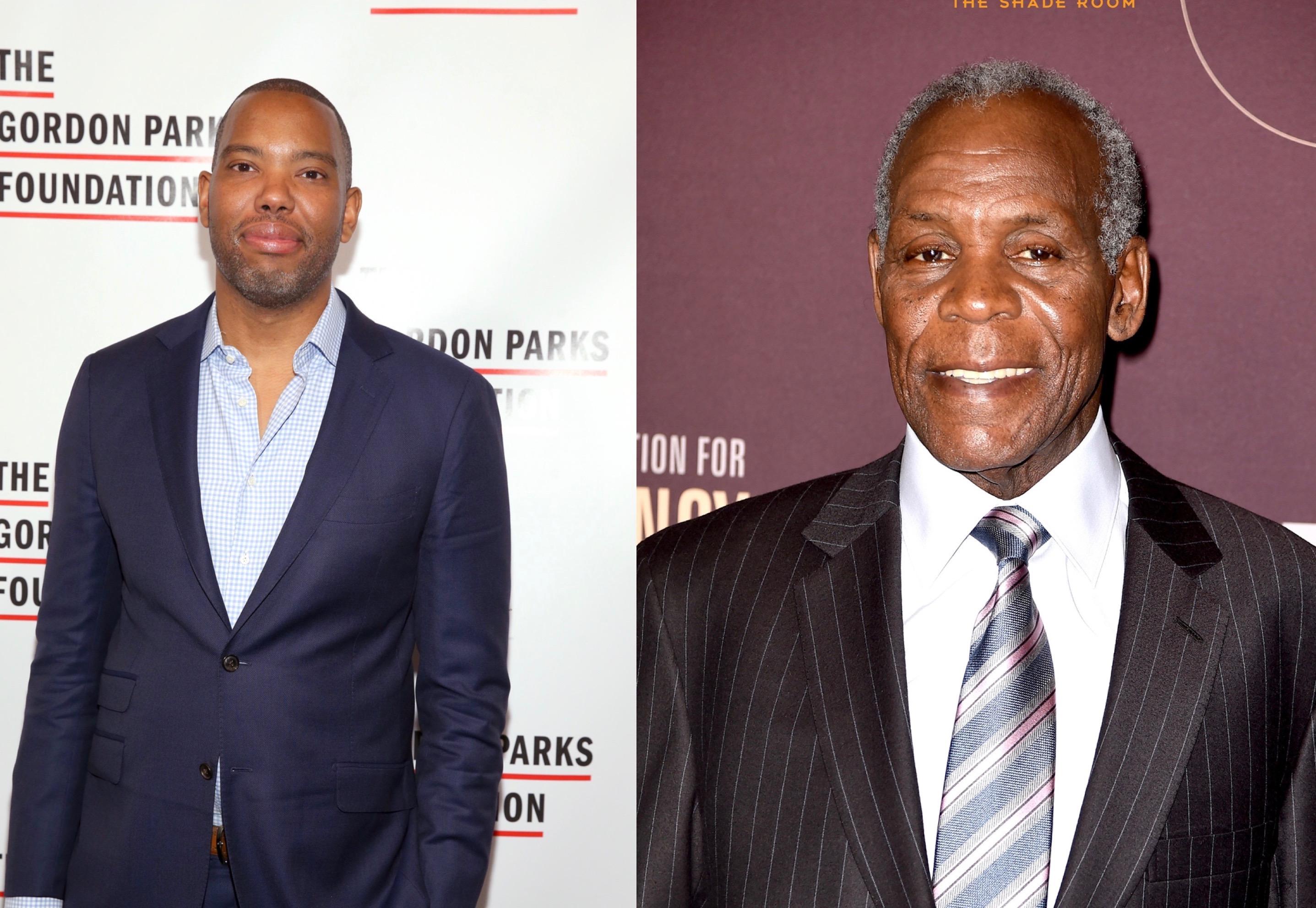 Ta-Nehisi Coates, Danny Glover Reparations Hearing