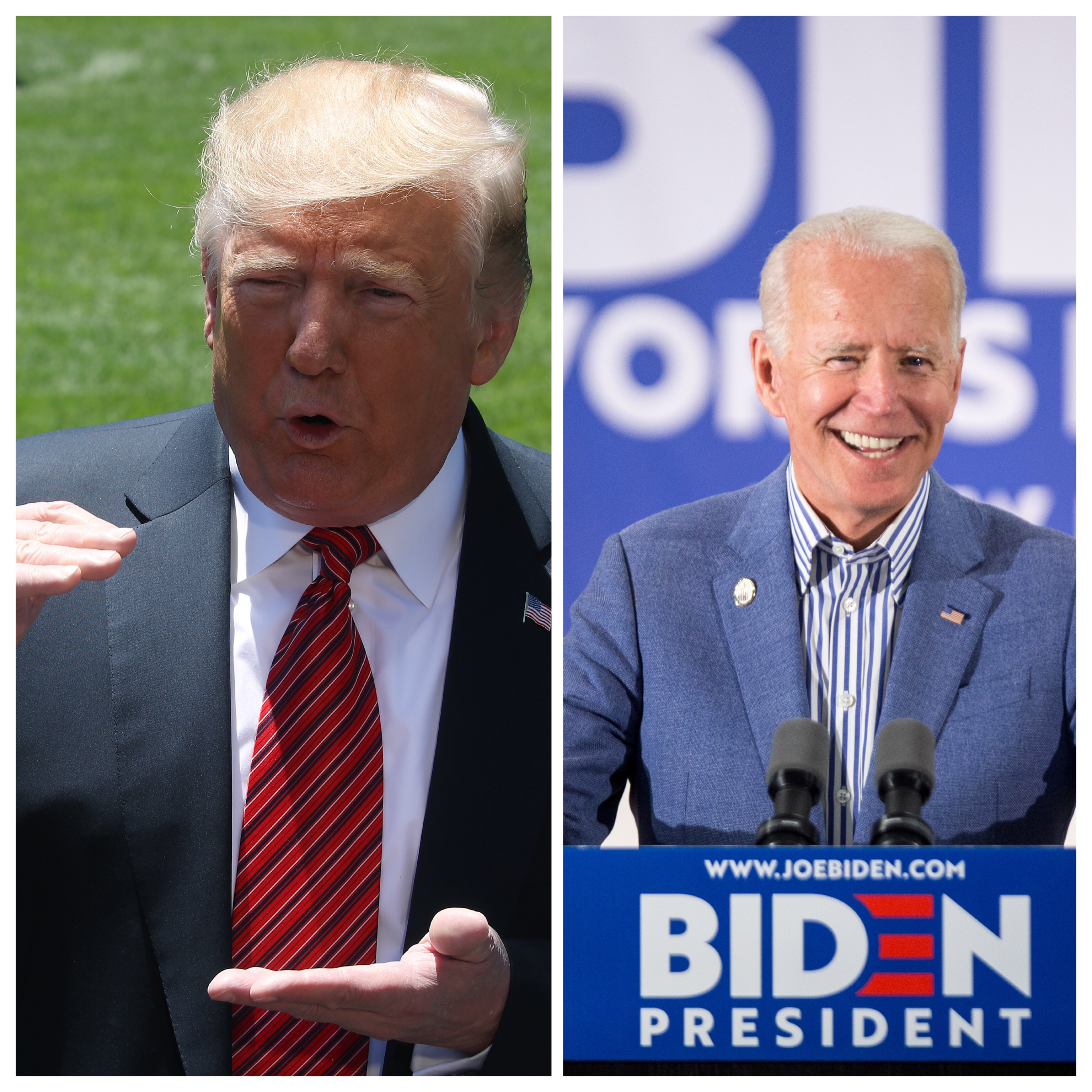 Trump Says He Wants To Run Against Joe Biden In 2020, Says He's The 'Weakest Mentally'