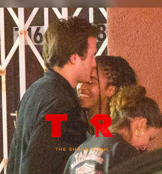 TSR Bae Watch: Malia Obama Spotted With Her Harvard Bae In