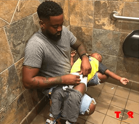 Pampers Will Install 5,00 Changing Tables In Men's Restrooms Across America & Canada