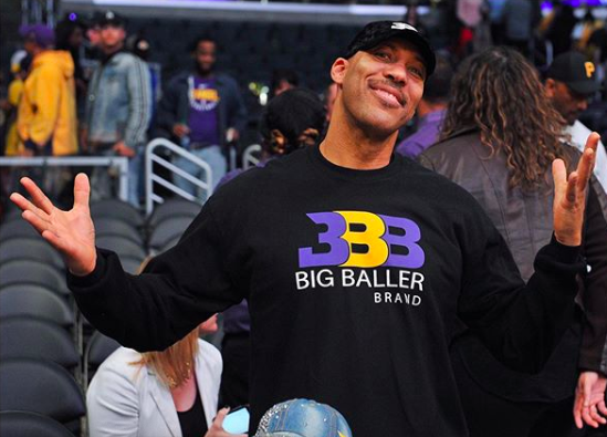 ESPN Reportedly Bans LaVar Ball From All Platforms