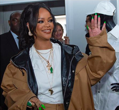 A Rihanna Museum Is Reportedly In the Works In Barbados