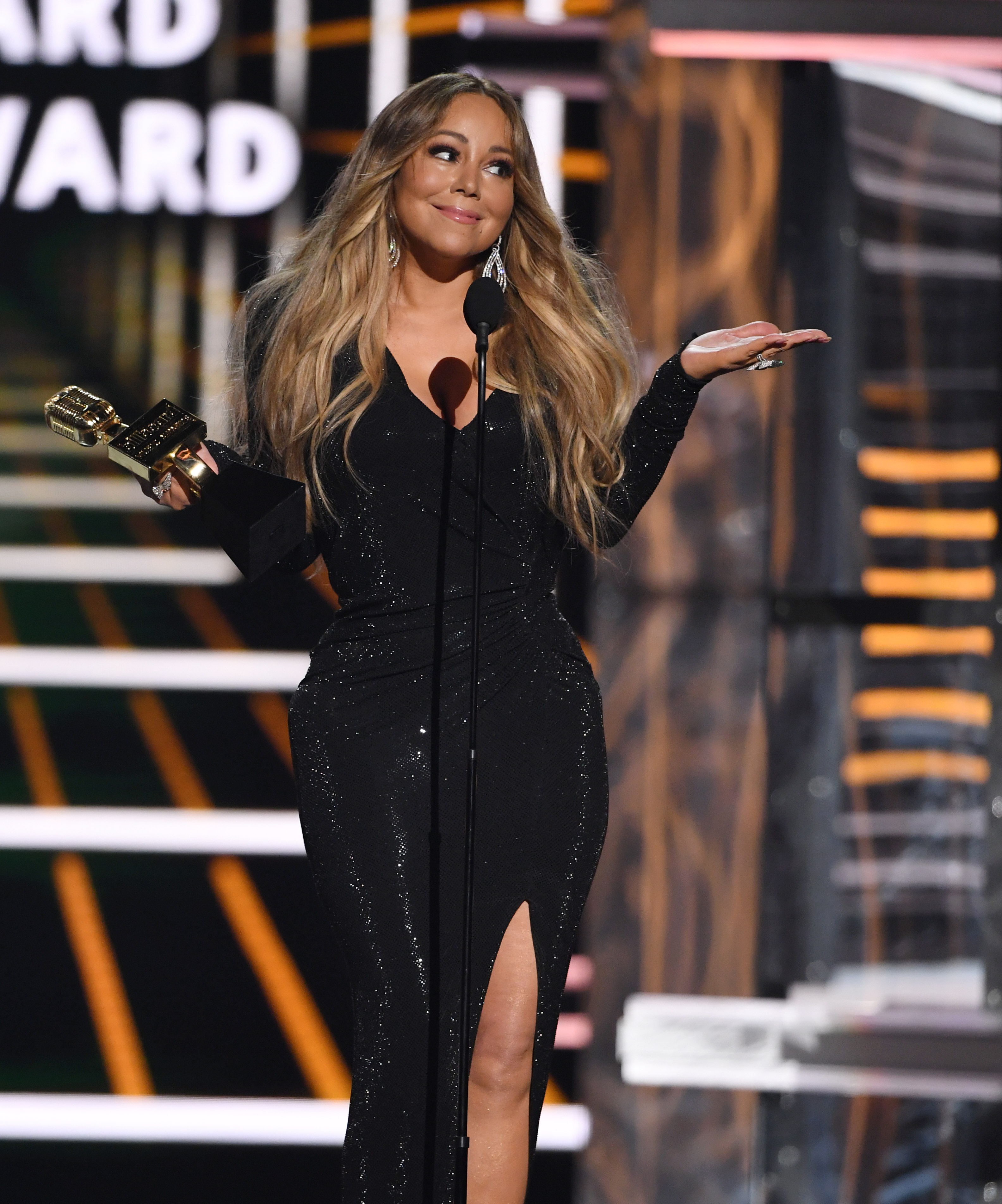 Mariah Carey Claims She's Only 'Been With' Five People Her Entire Life