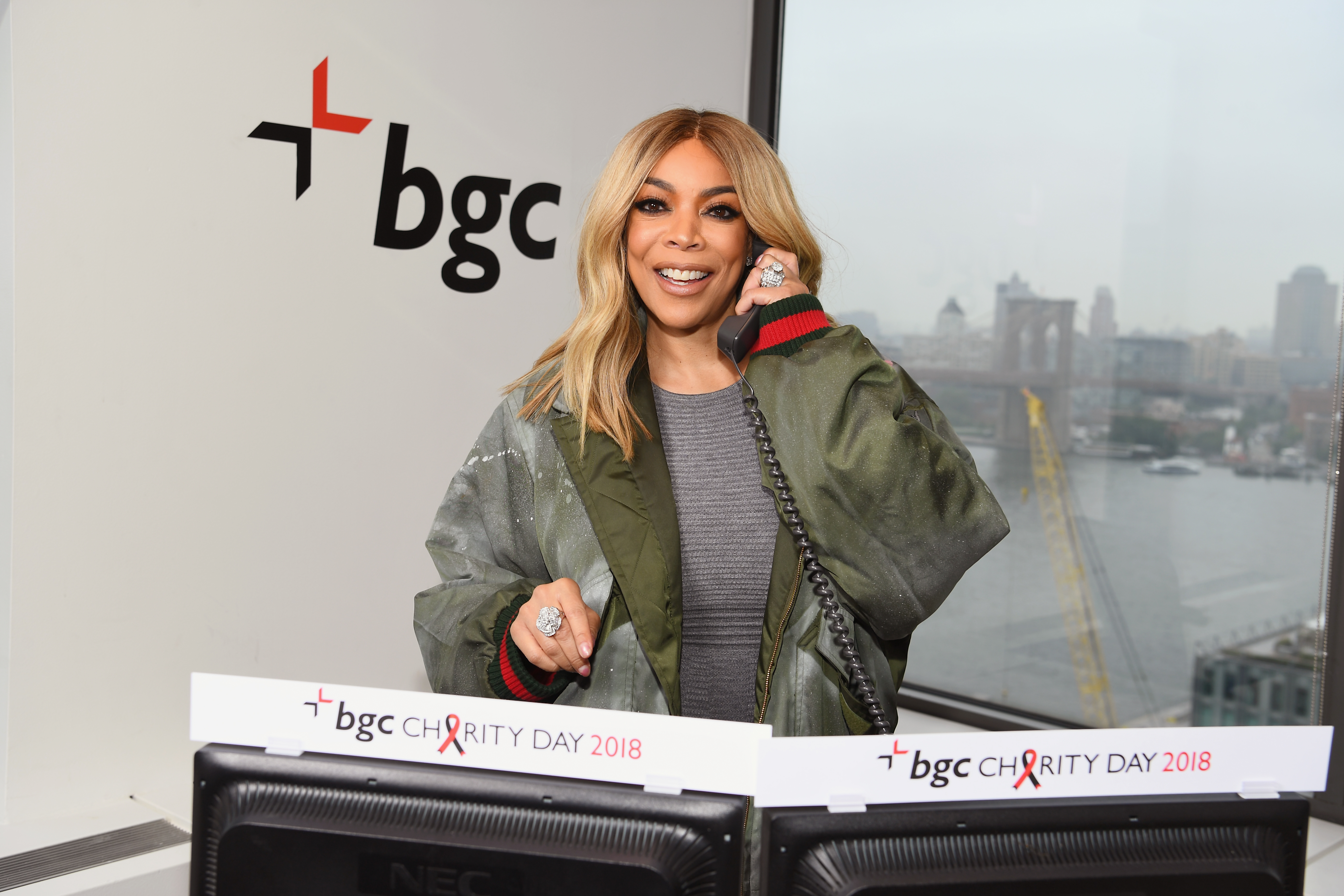 Wendy Williams Teams Up With Lifetime To Produce Her Own Biopic