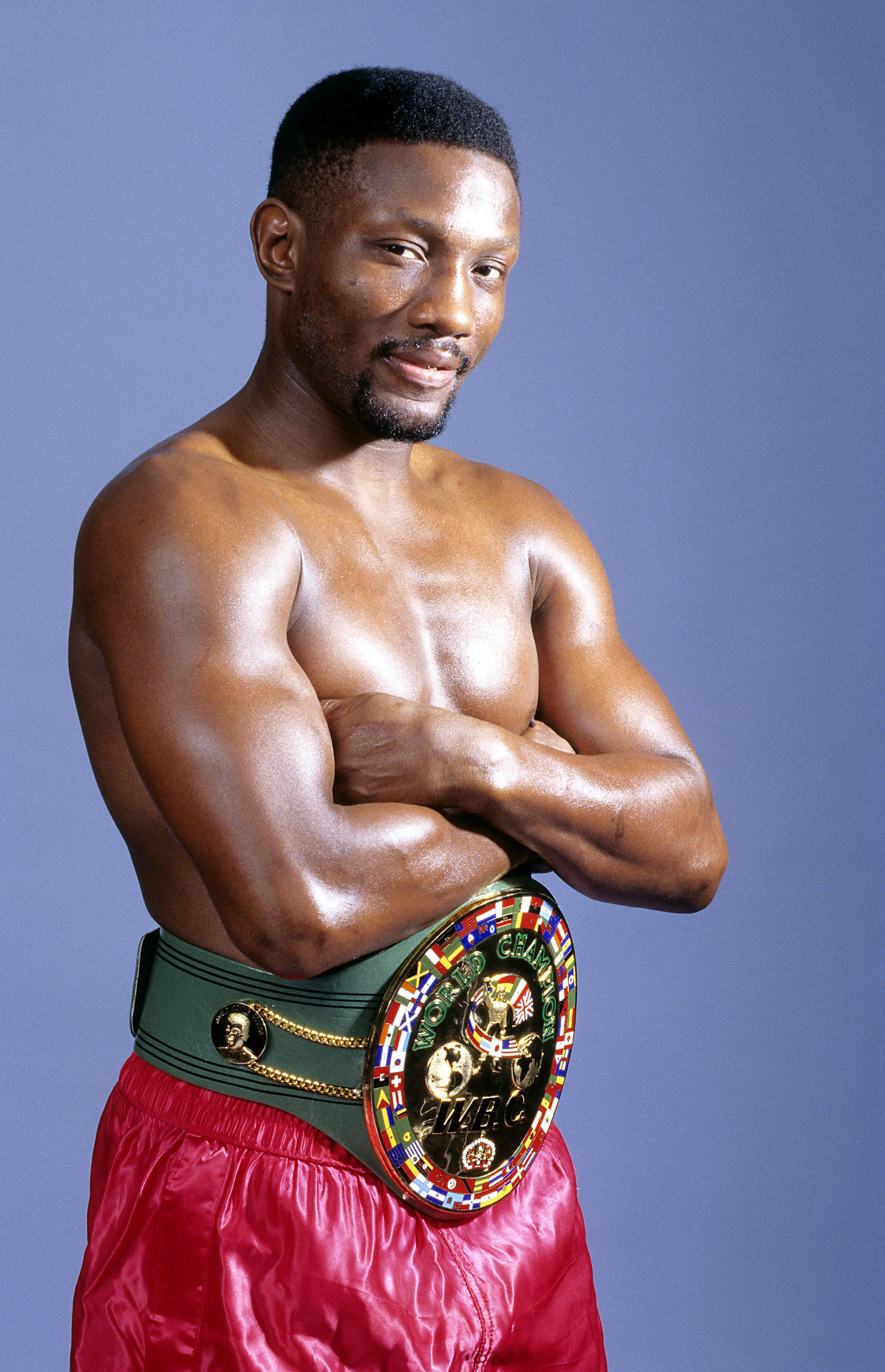 Pernell Whitaker Passes Away