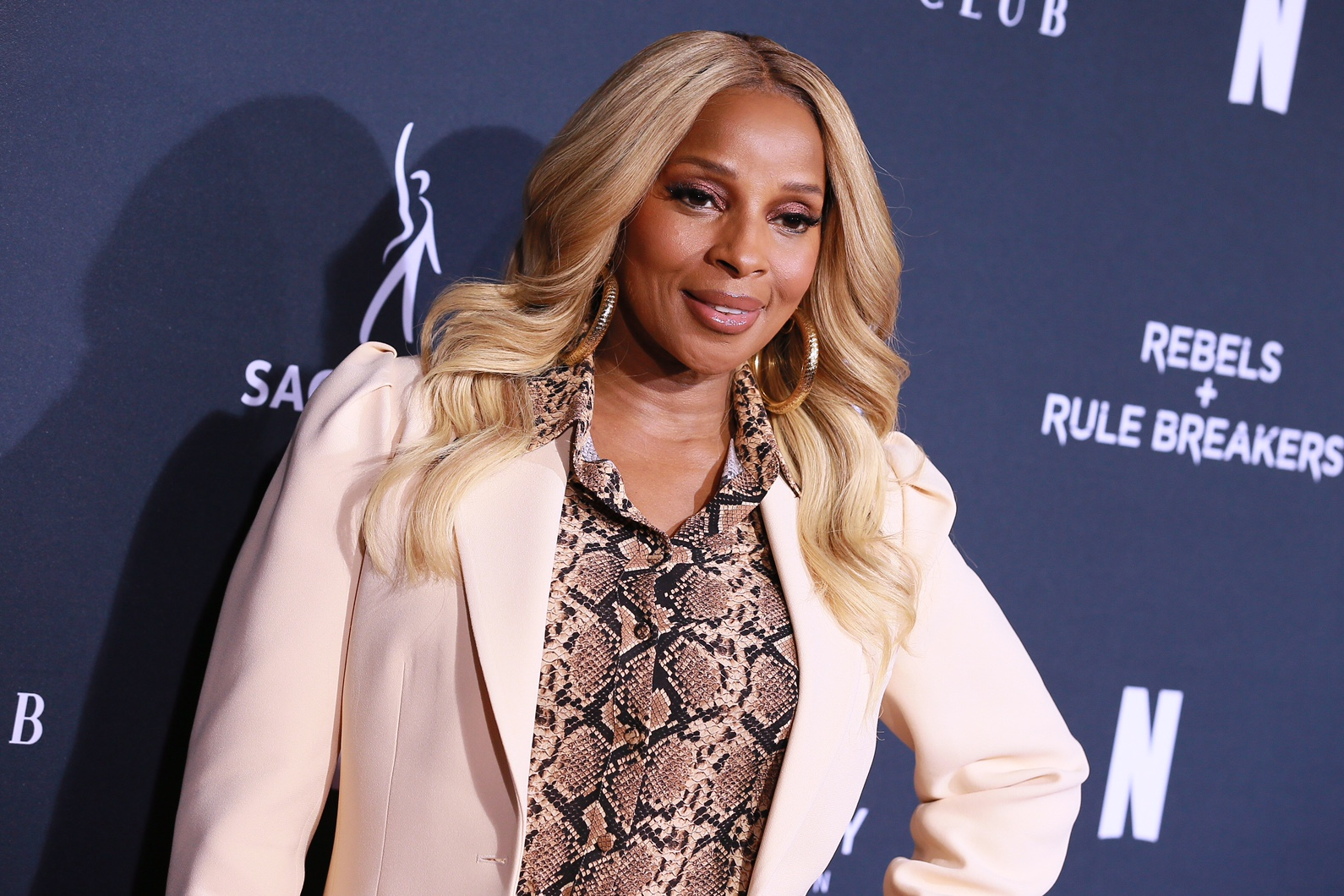 'Power' Spinoff In The Works Starring Mary J. Blige