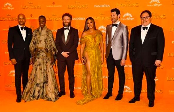 Yass! 'The Lion King' Brought In $531M Globally Making It The No. 1 Movie In The World!