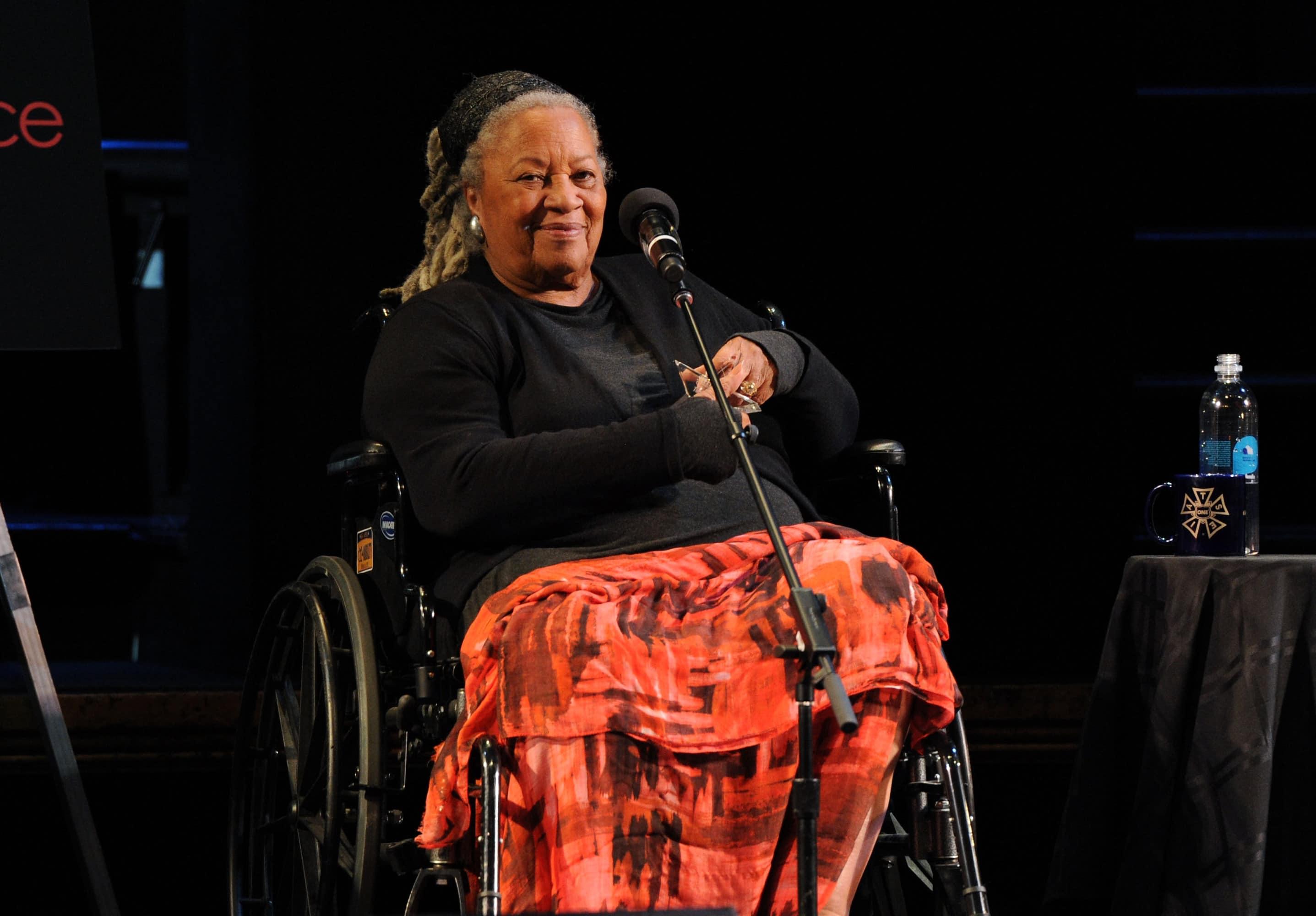 Toni Morrison Passes Away