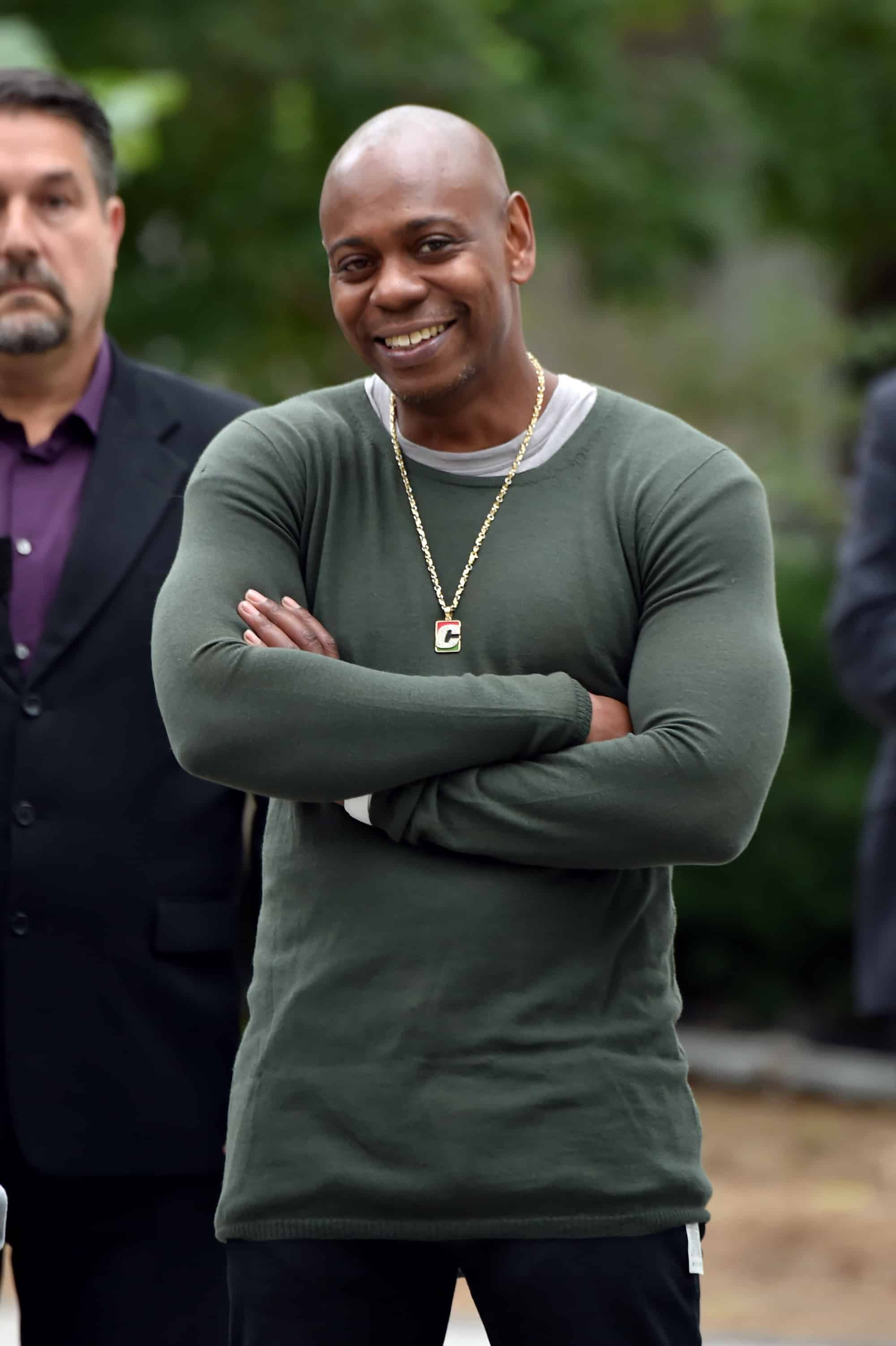 Dave Chappelle To Host Block Party In Dayton Ohio To