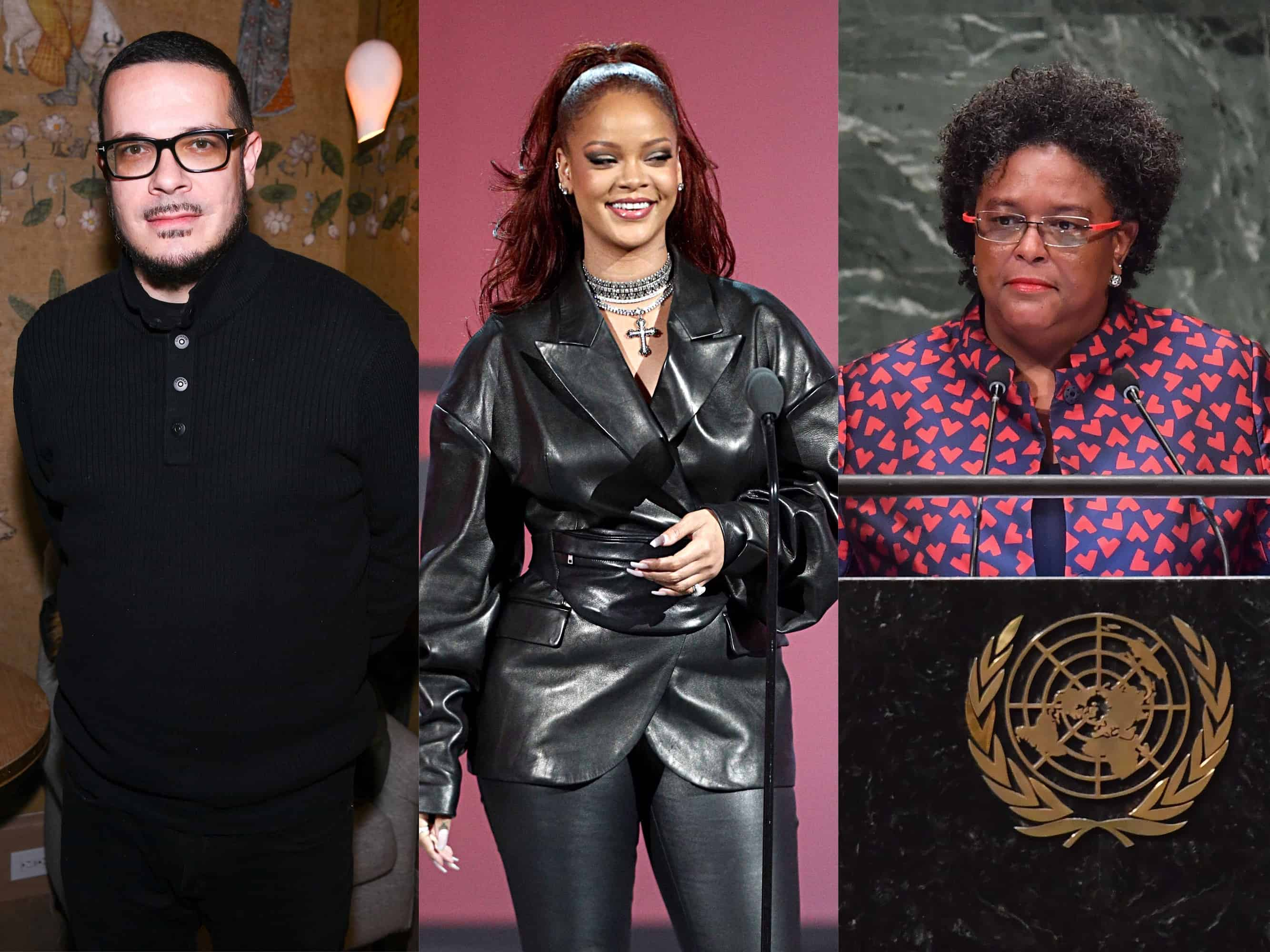 Rihanna's annual Diamond Ball is set to honor activist Shaun King and Barbados Prime Minister Mia Mottley at this year's ball