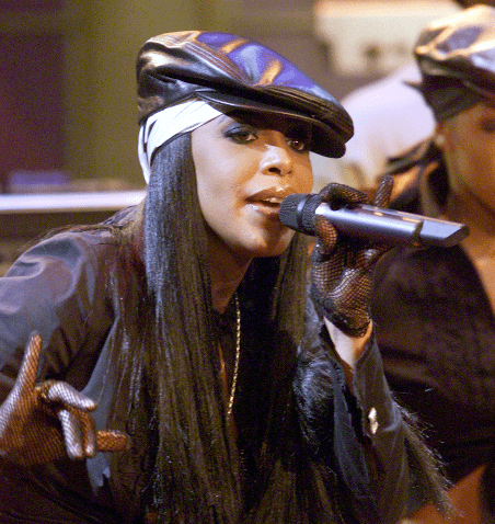 Aaliyah will get her own wax figure